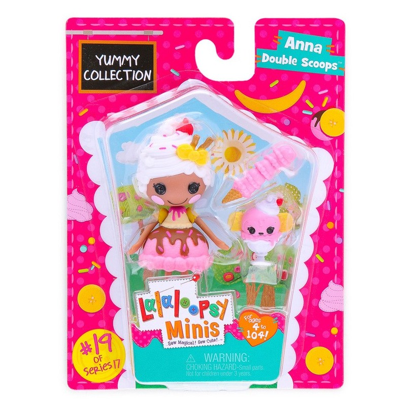 Lalaloopsy Minis Yummy Collection
