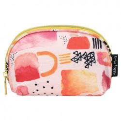 Ashley Mary Lucky in Love Round Top Clutch