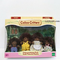 Calico Critters Pickleweeds...
