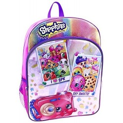 Shopkins 16 inch Backpack - Say Sweets