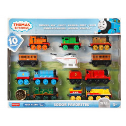 Thomas and Friends...