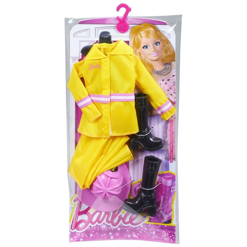 Barbie Careers Fashions - Fire Fighter