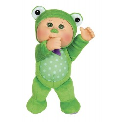 Cabbage Patch Chiro the Frog Cuties Safari Friends