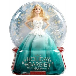 Barbie 2016 Holiday Doll