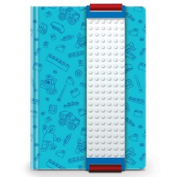 LEGO Journal Band With Lego Building Plate