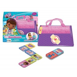 Disney Doc McStuffins Sharing is Caring Dominoes Game