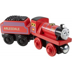 Thomas and Friends Wooden Railway Mike Train Engine with Tender