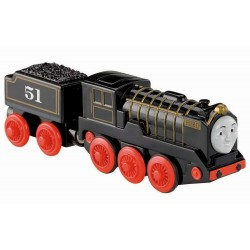 Thomas and Friends Wooden Railway Hiro Train Engine - Battery Operated