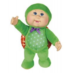 Cabbage Patch Kids Forest Friends Perry Turtle Doll Plush