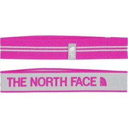 The North Face Pink Grey Sporty Shorty Headbands Pack of 2