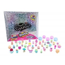Shopkins Mystery Edition 3.0 Silver Box Set of 40 Exclusive Shopkins