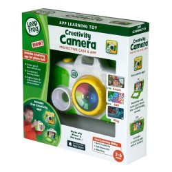 LeapFrog Creativity Camera with App and Protective Case