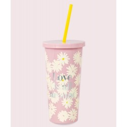 Kate Spade New York Love Is All Around Insulated Cold Tumbler