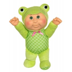 Cabbage Patch Kids Cuties Ophelia Frog Doll Plush
