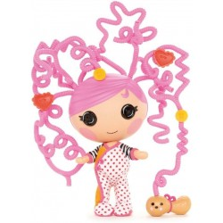 Lalaloopsy Silly Hair Squirt Lil Top Doll