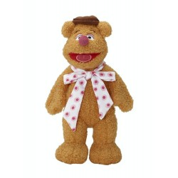 Madame Alexander The Muppets Fozzie Bear Plush Doll 9.5 Inches