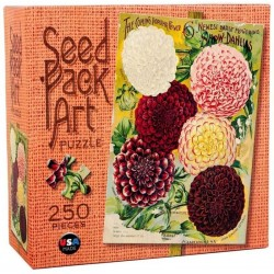 DB Seed Pack Art Puzzle 250 Pieces
